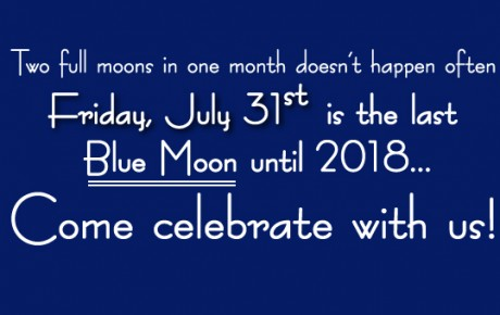 Blue Moon Friday