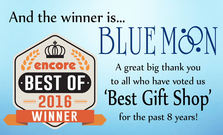 Voted Best Gift Shop in Wilmington 2016