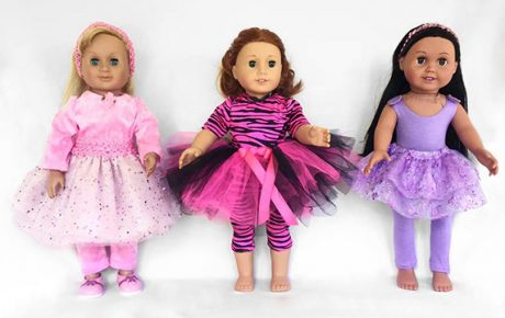 Ditzy Doll Fashions