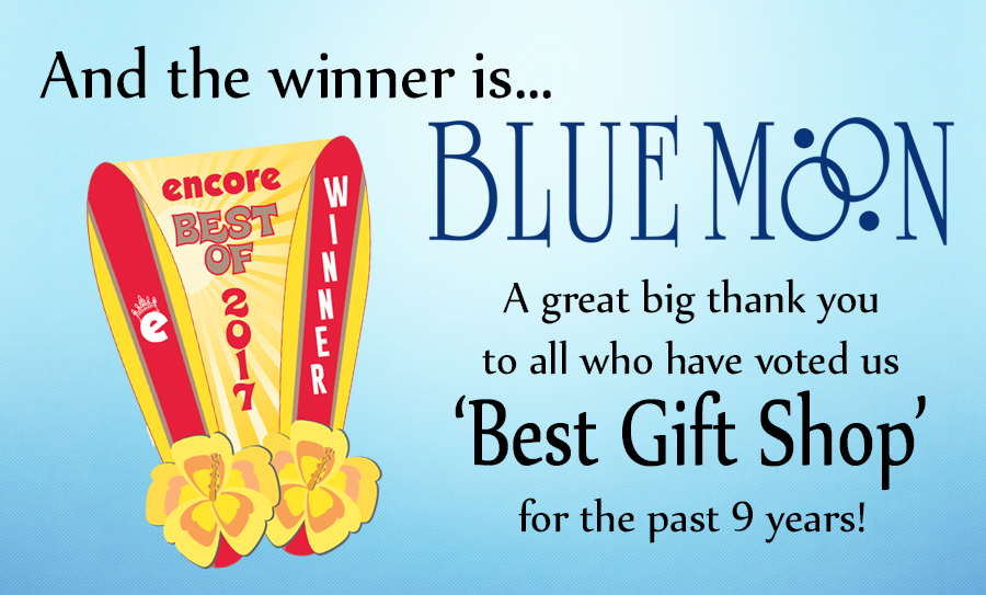 Encore Magazine's Best Gift Shop in Wilmington NC 2017