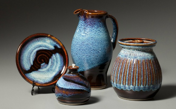 Pottery Connection Blue Moon Gift Shops