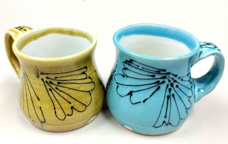 Heather Lee Ceramics Mugs