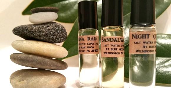 Saltwater Gypsy oils