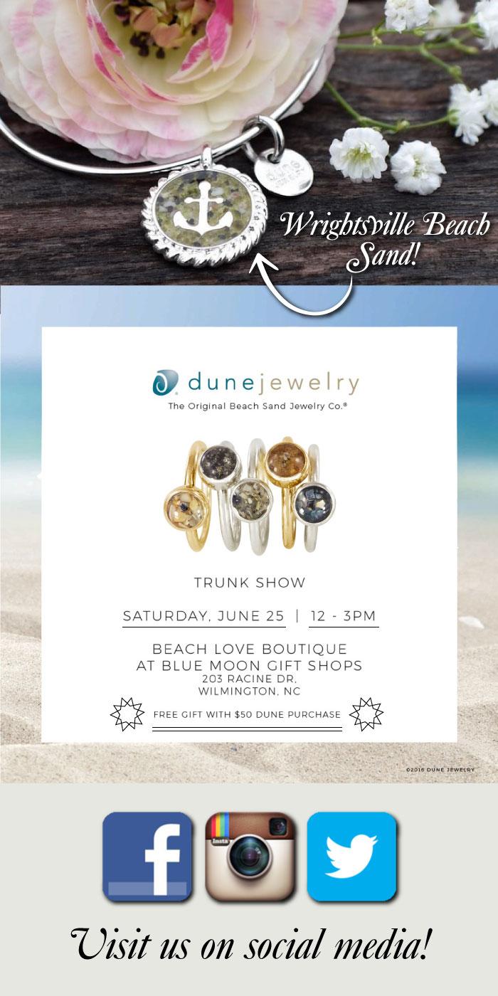 Dune Jewelry Trunk Show