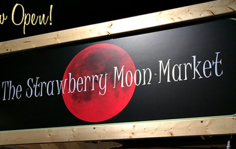 Strawberry Moon Market