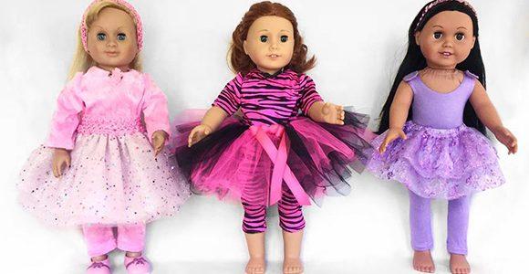 Ditzy Doll Fashions