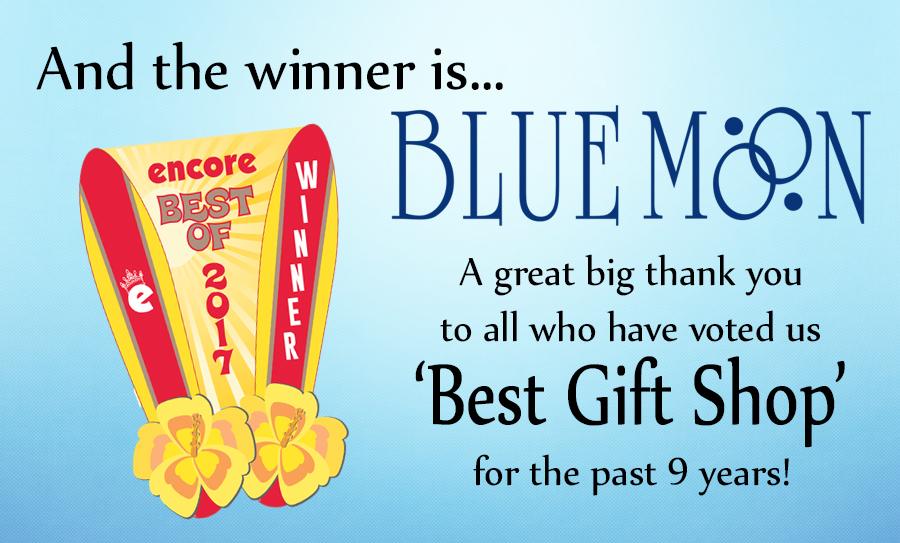 Encore Magazine's Best Gift Shop in Wilmington NC 2017