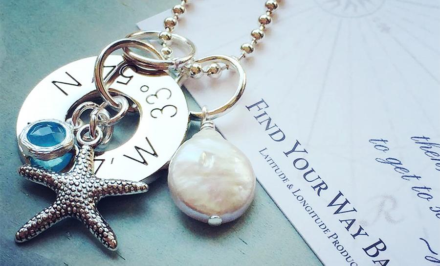 wrightsville beach coordinate jewelry