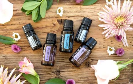 doTERRA Snack & Shop Event