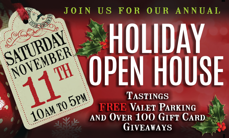 Blue Moon's Annual Holiday Open House